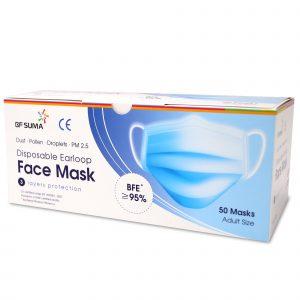 BF Suma Facemask (10pcs/box)